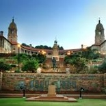 Union Building is Pretoria's most famous landmark.